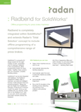 Radbend for Solid Works
